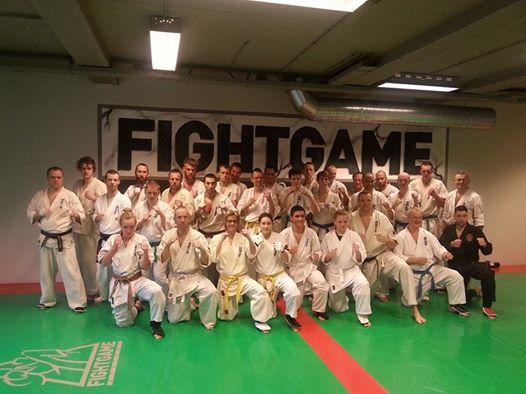 Ashihara Karate examens