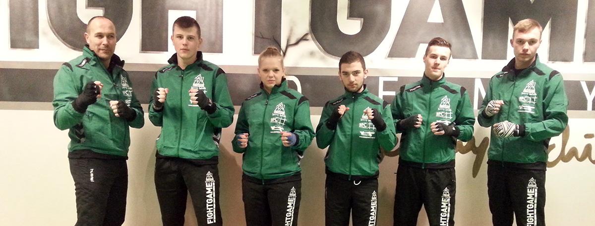 Sponsoren Fight Game Academy