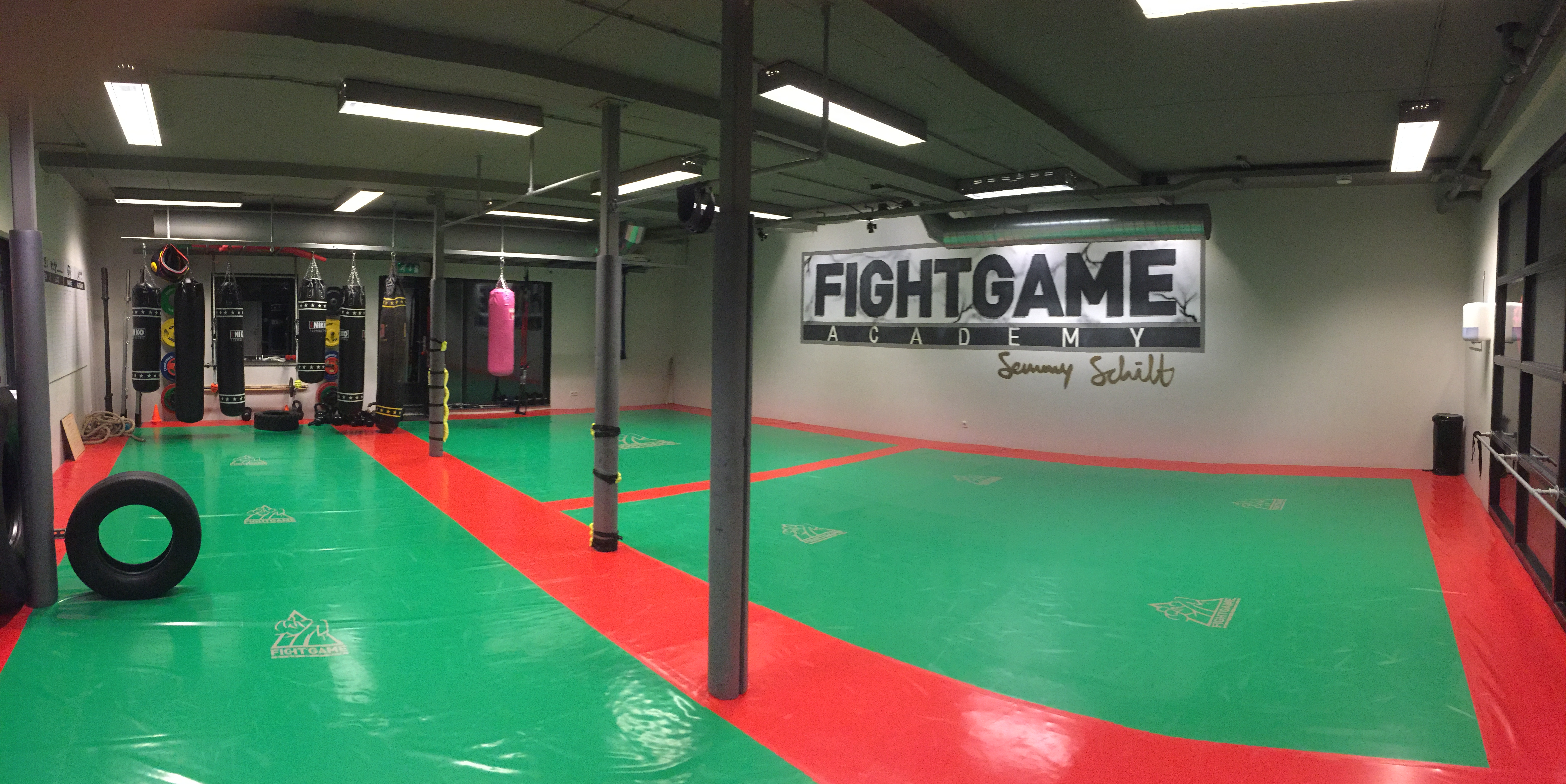 Open Huis Fight Game Academy