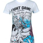 fightgame+t+shirt+dames+101