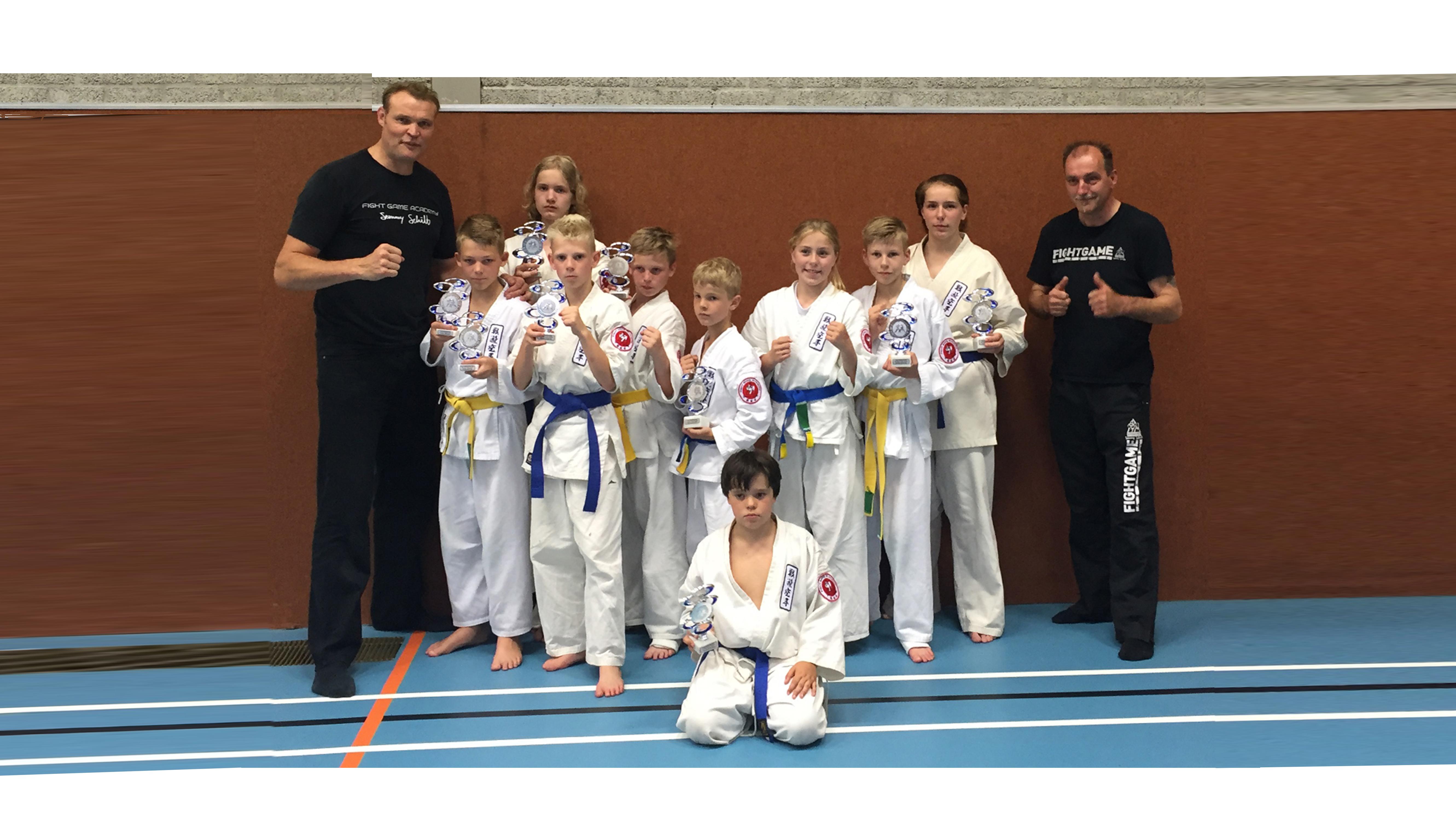 Noord Nederlandse Karate Kampioenschappen