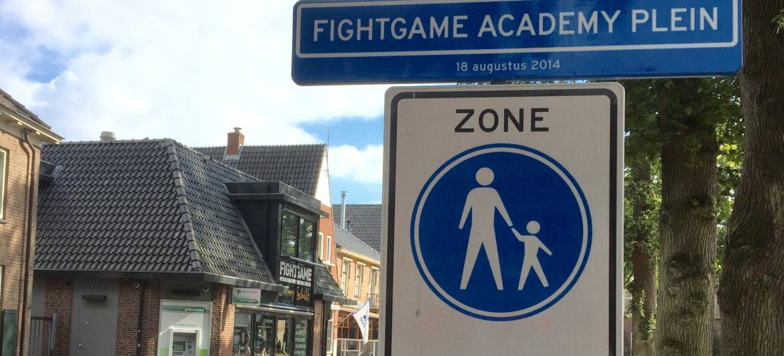 Open Huis Fight Game Academy zaterdag 3 september 2016