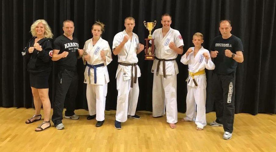Bart Mulder Nederlands Kampioen Full Contact Karate
