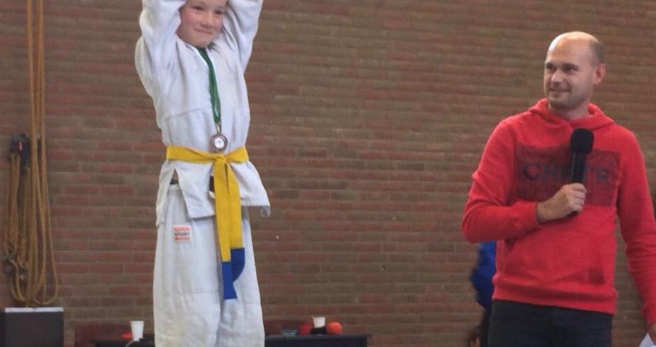 Groot succes voor de Fight Game Judoka's