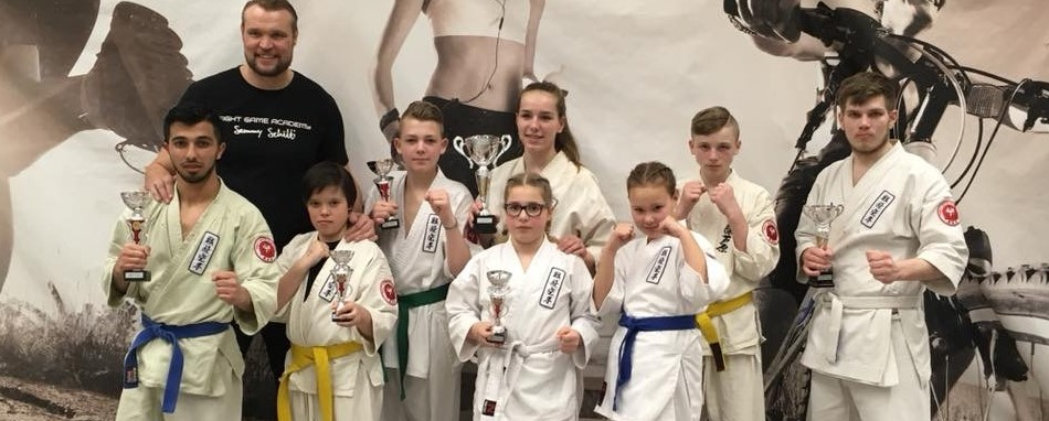 Nederlandse kampioenschappen Shinkyokushin