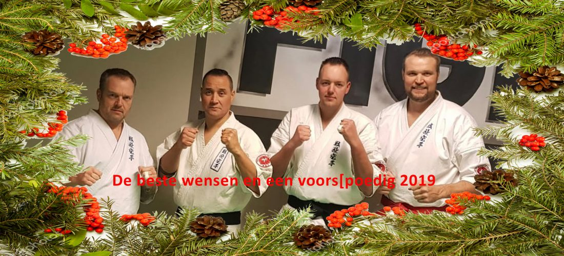 Kerstvakantie Fight Game Academy